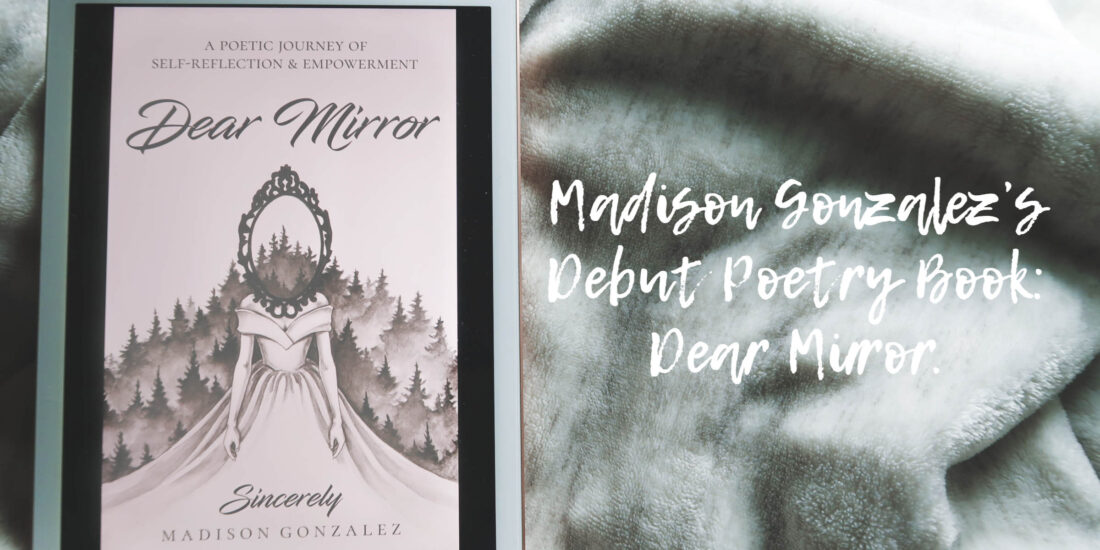 Madison Gonzales Poetry Book