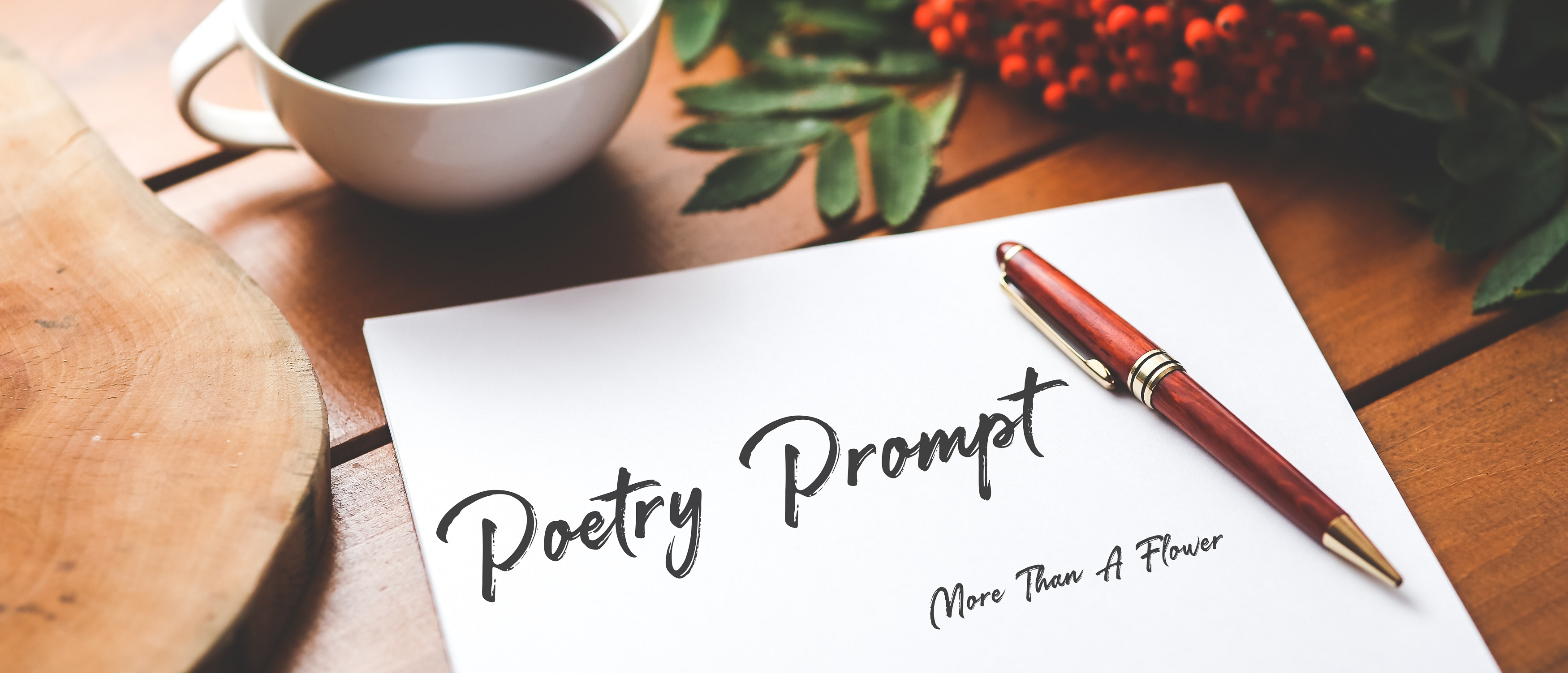 Poetry Prompt